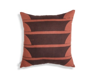 Vases Pillow - Terracotta