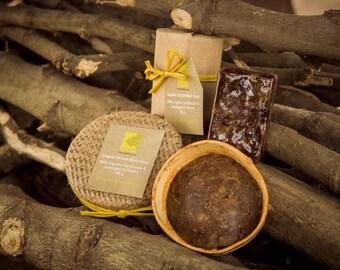Organic African Black Soap - 100grams