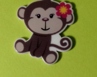Monkey Planar Resin