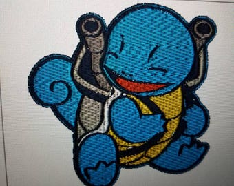 Squirtle patch