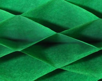 6-pack Green Honeycomb Paper Popup Craft Pad (7 inches X 9 inches each)