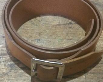 Adjustable guitar strap