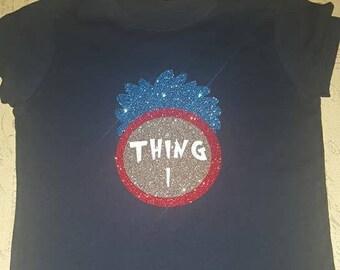 Thing 1 & Thing 2 Tees