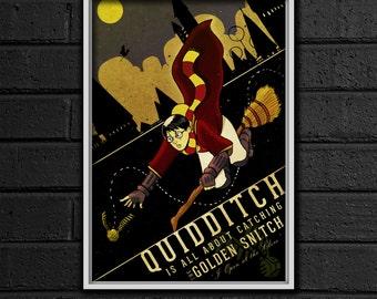Quidditch!
