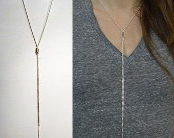 MAGNETIK, Necklace with cylinder magnet pendant
