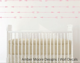 Arrows Decals - Arrows - Vinyl Decals - Nursery Arrow Decals - Arrow Stickers - Tribal Nursery Decals - Tribal Arrow Decals - Arrow Decals