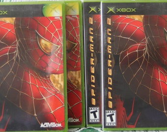 XBOX SPIDERMAN 2 - Factory Sealed