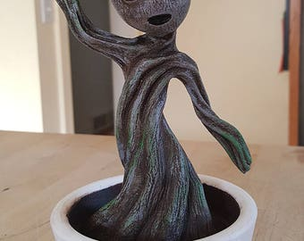 Baby Groot Inspired Statue (FREE SHIPPING!)