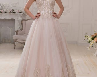 Wedding dress wedding dress bridal gown GOLDA