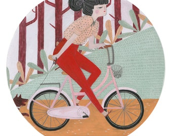 Ride With Me Card