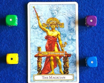 Talents and Gifts, Tarot Reading, Dice Reading, Psychic Reading, Lenormand Reading, Intuition, Empowering life