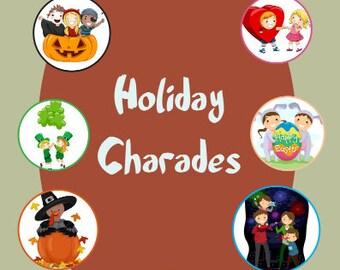 Holiday Charades