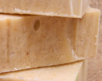 Gardenia Goats Milk Soap