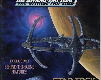 Star Trek the official Fan Club Magazine #89 January February 1993 VG