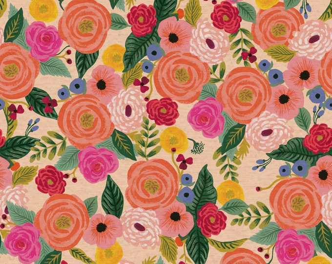 PRESALE: Juliet Rose (cream CANVAS) from English Garden by Rifle Paper Co.