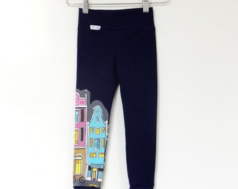Girls leggins, baby leggins, toddler leggins, comfy leggins, comfy pants, girls skinny pants, bio jersey leggins, original leggins