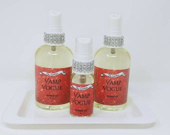 Vamp Vogue Perfume Oil - Hair Perfume - Vampires - Gothic Perfume Oil - Gothic Scents - Vegan Perfume Oil