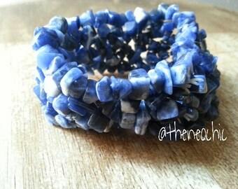 Awakening-Sodalite Bracelet