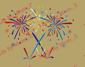 Fireworks Trio