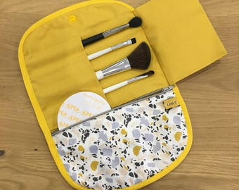 Makeup pouch for travel - series travel POUCH
