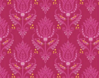 Primavera Damask Pink - Patty Young - Riley Blake Designs 100% Quilters Cotton Available in Yards, Half Yards and Fat Quarters
