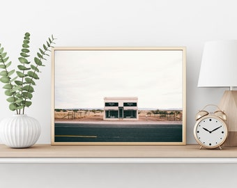 Prada, Marfa wall art print