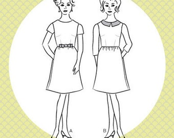 Emery Dress- Christine Haynes Patterns