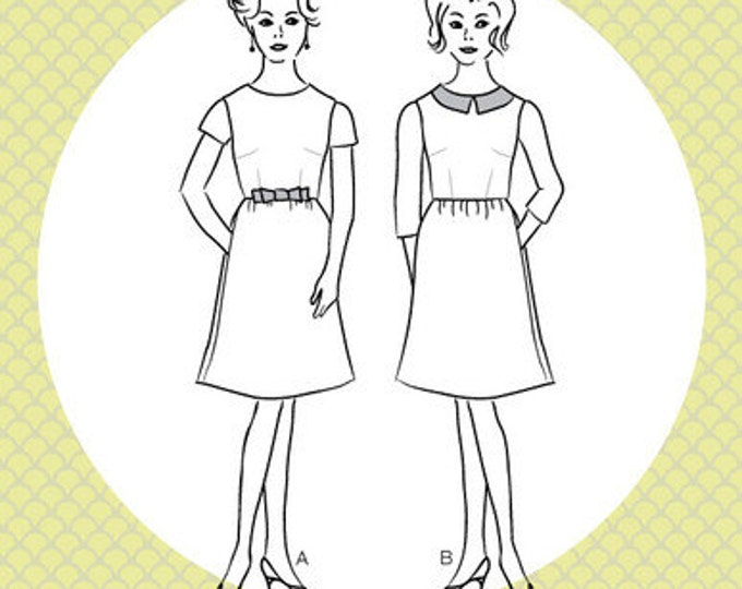 Emery Dress- Christine Haynes Patterns