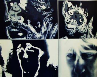 EMOTIONAL RESCUE Rolling Stones Lp Vintage Vinyl Record Original 1980 Press Nm/Ex Blues Classic Rock & Roll FREE Shippng British Invasion