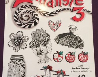 SALE! Zentangle Book 3 was 8.96 now 6.50