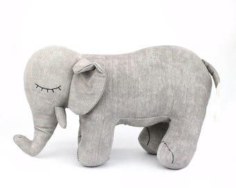The Evie Elephant Doll