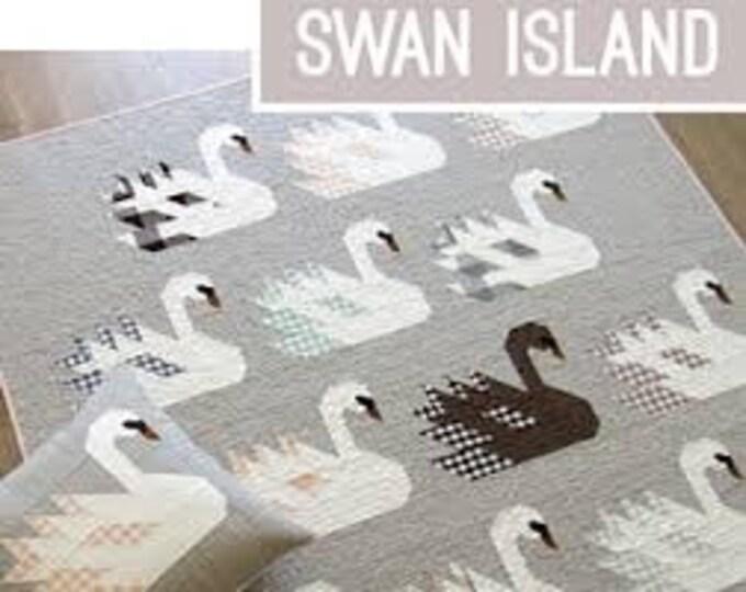 Swan Island by Elizabeth Hartman - Quilt Pattern