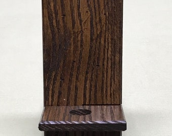 Cell phone/iPad stand