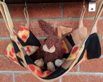 Ferret/rat/squirrel/chinchilla sleeping bag hammock
