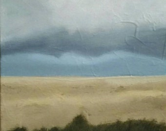 Cloudburst - Oil Painting