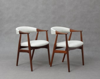 Two farstrup chairs by Thomas Harlev