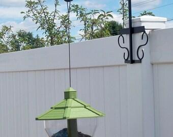 Shepherd's Hook for Vinyl Fence
