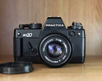 Praktica BX20 .film camera