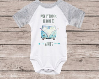Aunt Shirt, Auntie, Baby Boy, Gift from Aunt, Gift for Nephew, Baby Shower Gift, Aunt Shirt, Shirt for Nephew, Baby Gift from Aunt