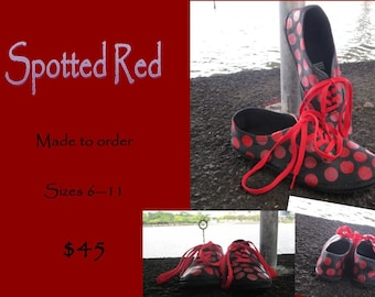 Spotted Red