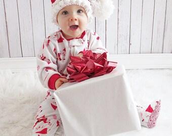 Baby Santa Hat, Newborn Santa Hat, Santa Hat, Child Santa Hat, Toddler Santa Hat, Adult Santa Hat