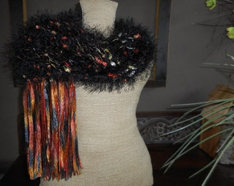 Hand Knit Scarf    Hand Knitted Scarves