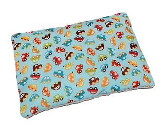 Flat baby cushion - Newborn Pillow - Anti Roll Prevent Flat Head - Support neck newborn cushion - 35x25cm