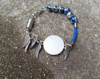 Bracelet fantaisie à graver