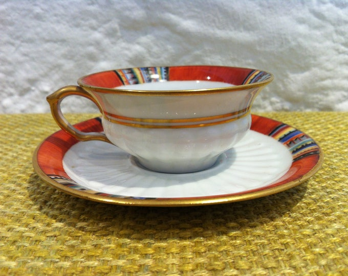 Vintage espresso Mocha coffee coffee cup cup Thomas Bavaria porcelain porcelain ceramic builds