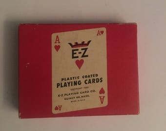 Vintage Playing Cards | Two Decks |