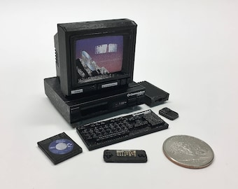 Mini Commodore CDTV - 3D Printed!