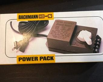 Bachmanann power pack