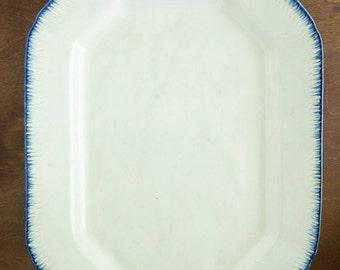 Large Handmade Ceramic Platter