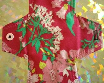Cloth Pads- FLORAL